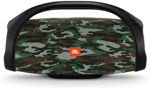 JBL - Boombox 2 Portable Bluetooth Speaker - Squad Camo