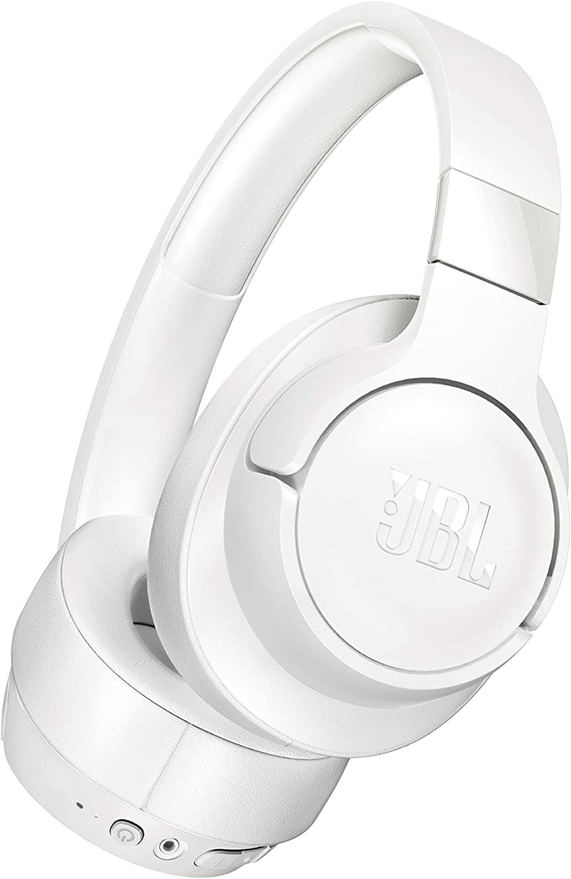 JBL TUNE 700BT - Wireless Over-Ear Headphones - White