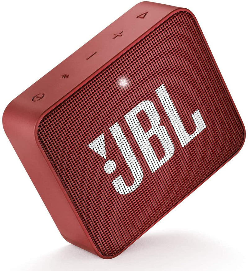 JBL JBLGO2REDAM Waterproof Ultra Portable Bluetooth Speaker - Red
