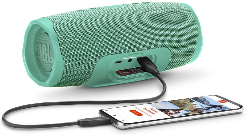 JBL Charge 4 - Waterproof Portable Bluetooth Speaker - Teal