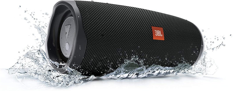 JBL Charge 4 - Waterproof Portable Bluetooth Speaker - Black