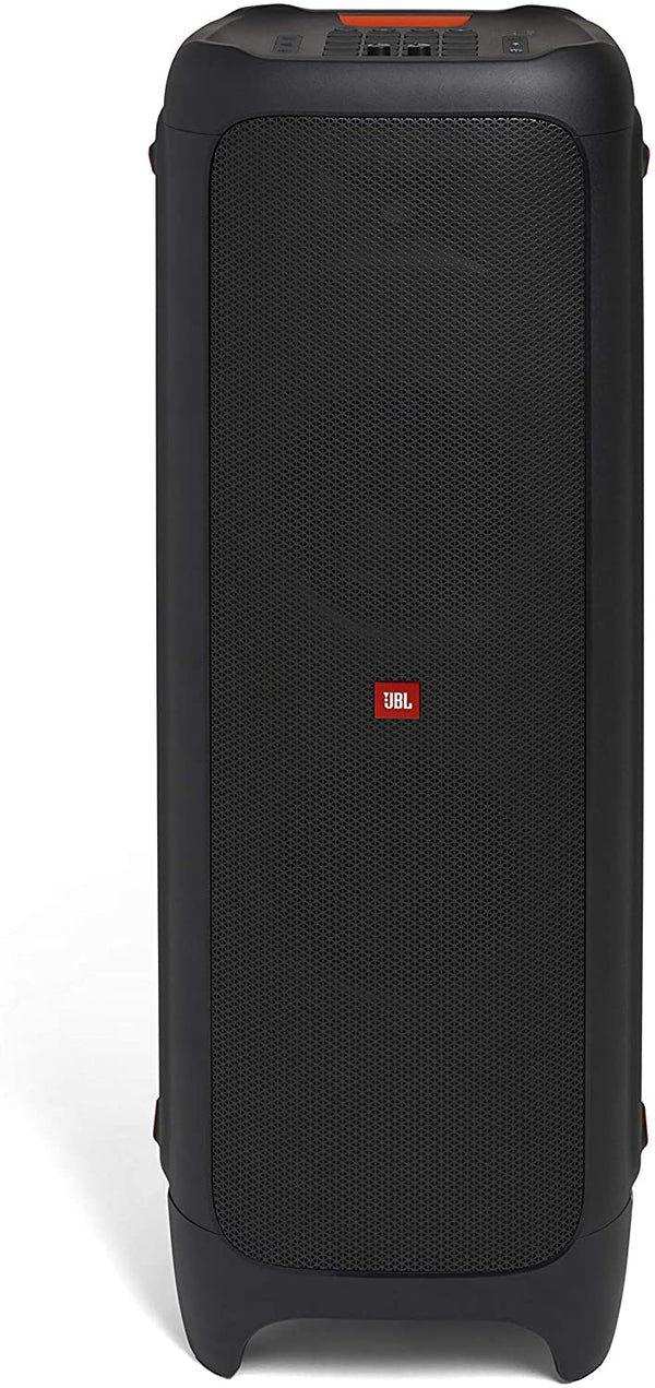 JBL - PartyBox 1000 Portable Bluetooth Speaker - Black