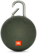 JBL CLIP 3 - Waterproof Portable Bluetooth Speaker - Green