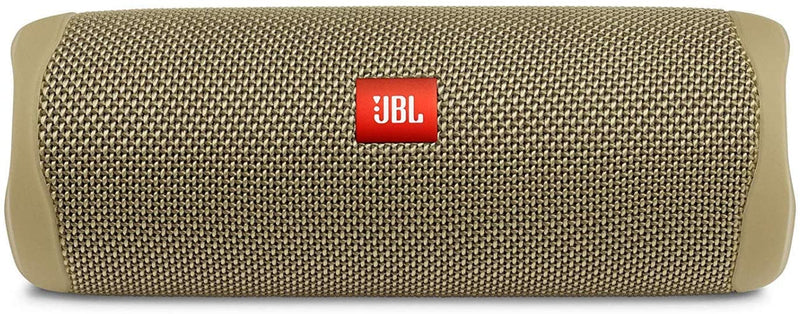 JBL FLIP 5 Waterproof Portable Bluetooth Speaker  Sand