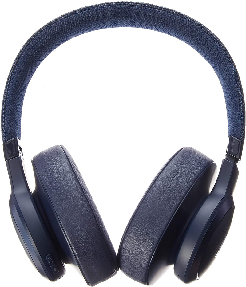 JBL LIVE 500BT - Around-Ear Wireless Headphone - Blue