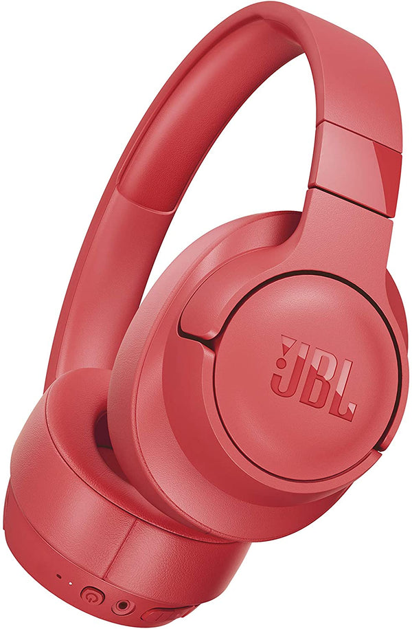JBL TUNE 700BT - Wireless Over-Ear Headphones - Coral