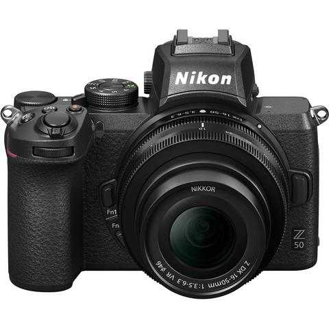 Nikon Z 50 Mirrorless Digital Camera with 16-50mm lens