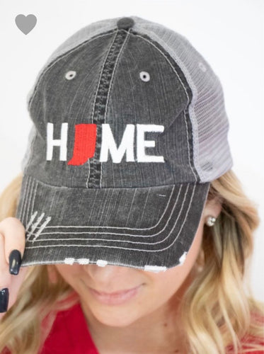 Home Indiana hat