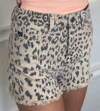 Load image into Gallery viewer, Cheetah print shorts