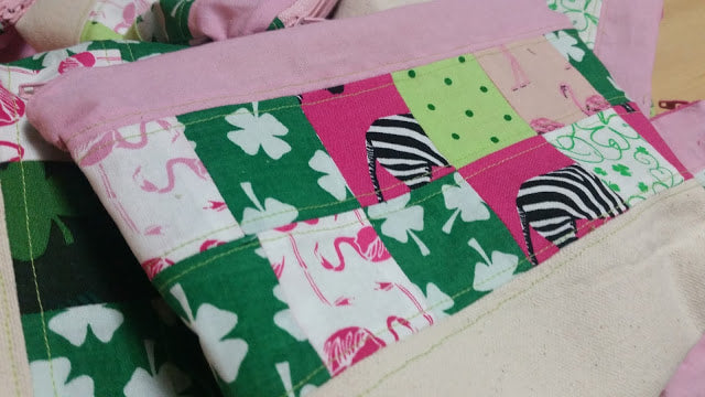 Stash Bust: Zippered Bags