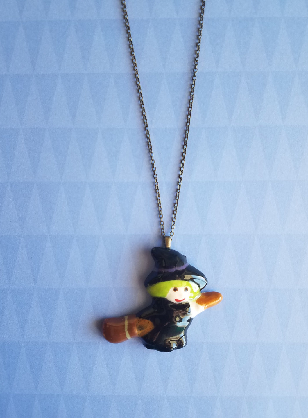 Lil' Witchy Necklace