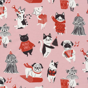 Pawesome Holidays Organic Cotton