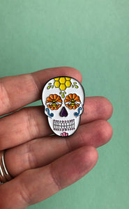 Bee Creative Swaps Enamel Pin