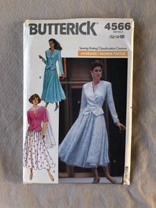 Butterick 4566 Pattern