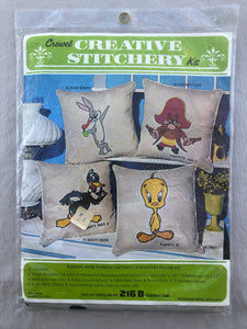 Crewel Creative Stitchery Kit - Yosemite Sam