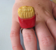 Load image into Gallery viewer, French Fry Ring
