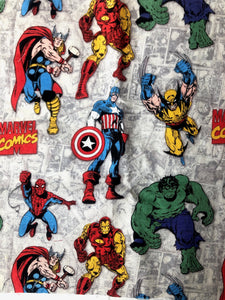 Marvel Avengers Cotton 1/4 Yard