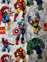 Load image into Gallery viewer, Marvel Avengers Cotton 1/4 Yard