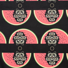 Load image into Gallery viewer, Organic Watermelon Moon Cotton Poplin
