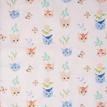 Load image into Gallery viewer, Kitty Garden Organic Cotton Poplin
