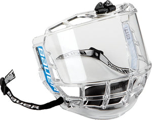 Bauer Concept III Clear Visor
