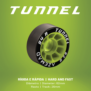 Azemad Tunnel (94A) Wheels