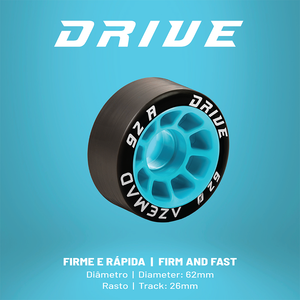 Azemad Drive (92A) Wheels