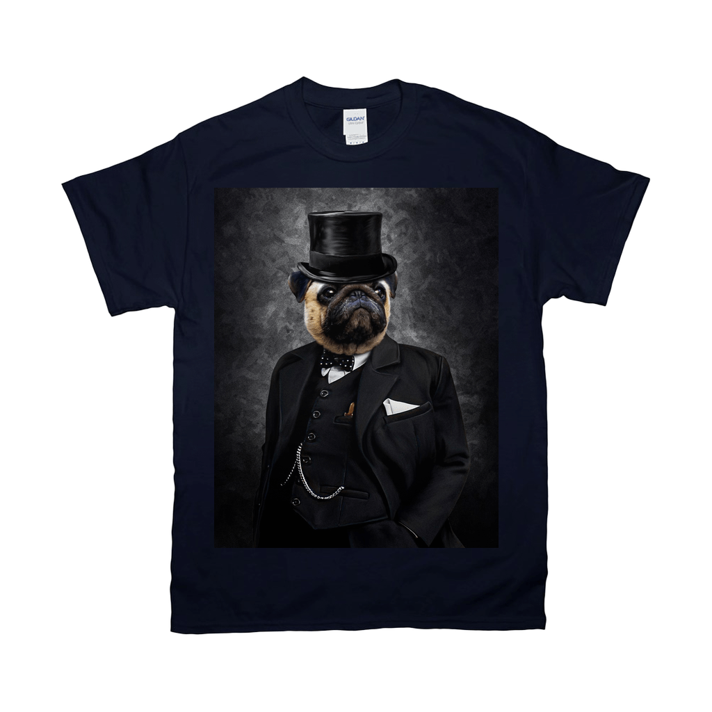 'The Winston' Personalized Pet T-Shirt
