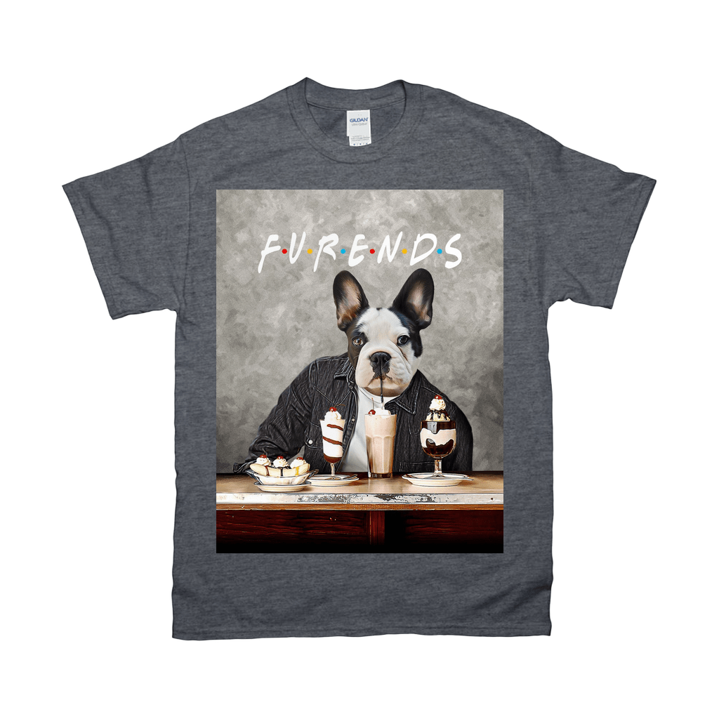 'Furends' Personalized Pet T-Shirt