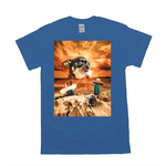 'Mexican Desert' Personalized Pet T-Shirt