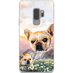 'Majestic Mountain Valley' Personalized Phone Case