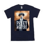 'Peaky Woofers' Personalized Pet T-Shirt