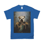 'The General' Personalized Pet T-Shirt