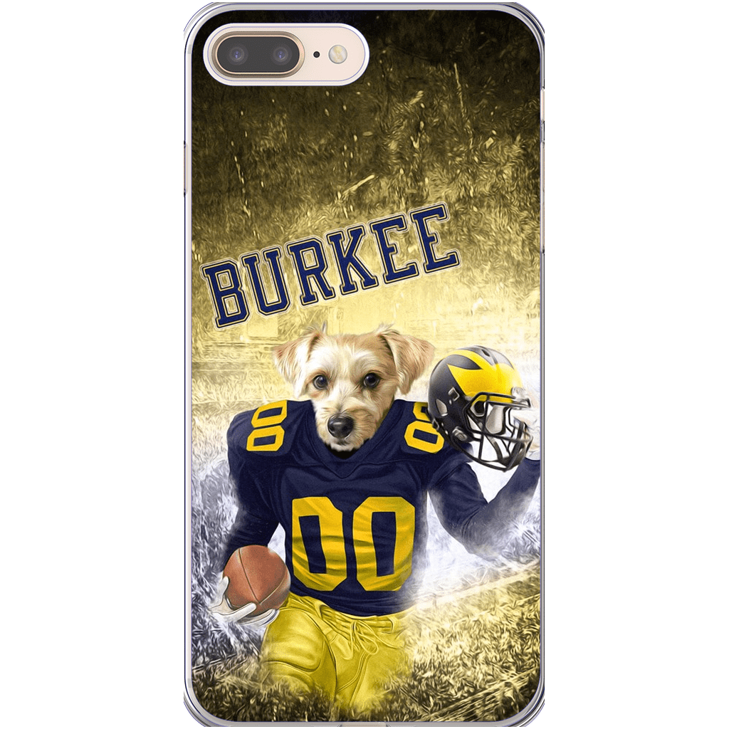 'Michigan Doggos' Personalized Phone Case