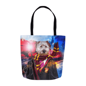 'Harry Dogger' Personalized Tote Bag