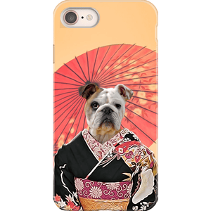 'Memoirs of Doggeisha' Personalized Phone Case