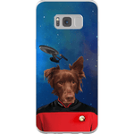 'Doggo-Trek' Personalized Phone Case