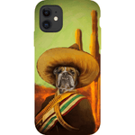 'El Jefe' Personalized Phone Case
