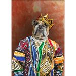 Notorious D.O.G.: Personalized Dog Poster