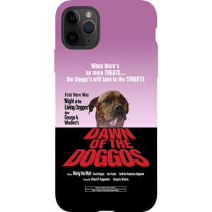 Dawn of the Doggos: Personalized Phone Cases