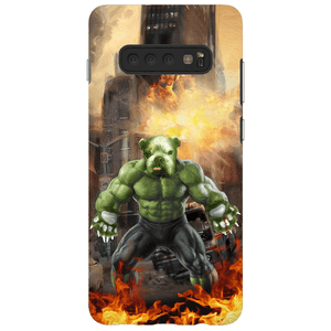 'Doggo Hulk' Personalized Phone Case