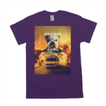 'Barking Bad' Personalized Pet T-Shirt