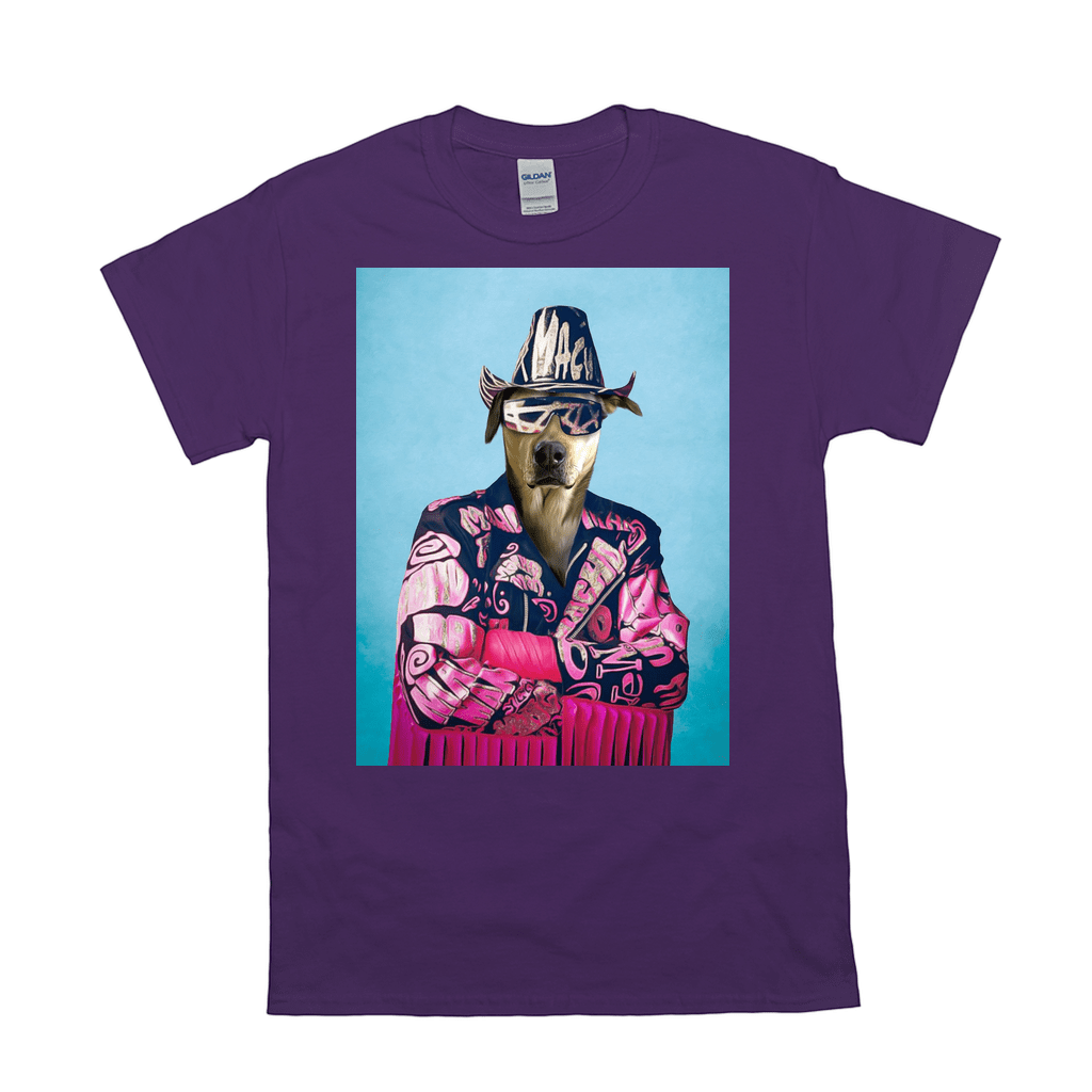 'Macho Man Randy Dogger' Personalized T-Shirt