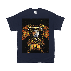 'Doggtalica' Personalized Pet T-Shirt