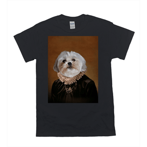 'The Duchess' Personalized Pet T-Shirt