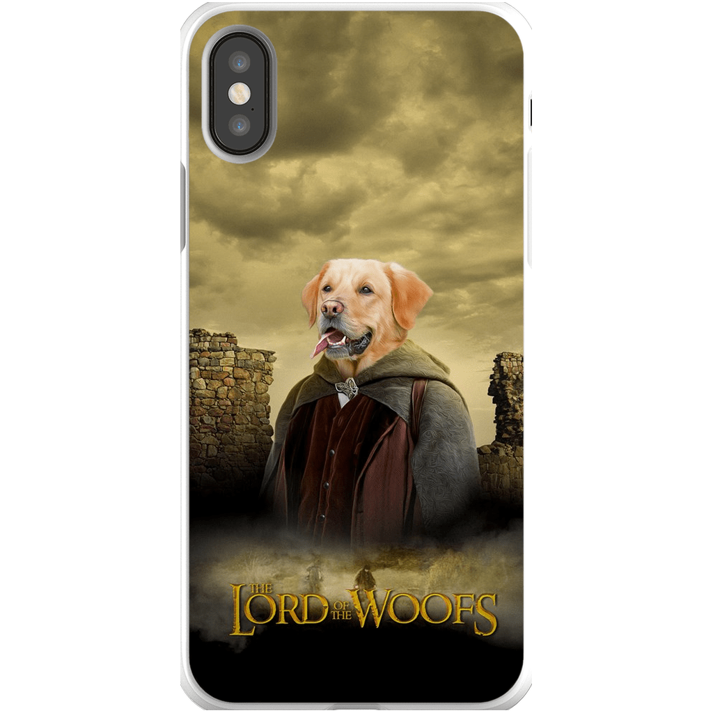 'Lord Of The Woofs' Personalized Phone Case