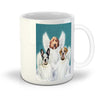 '3 Angels' Custom Pet Mug