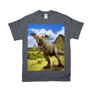 'Pawasaurus Rex' Personalized Pet T-Shirt