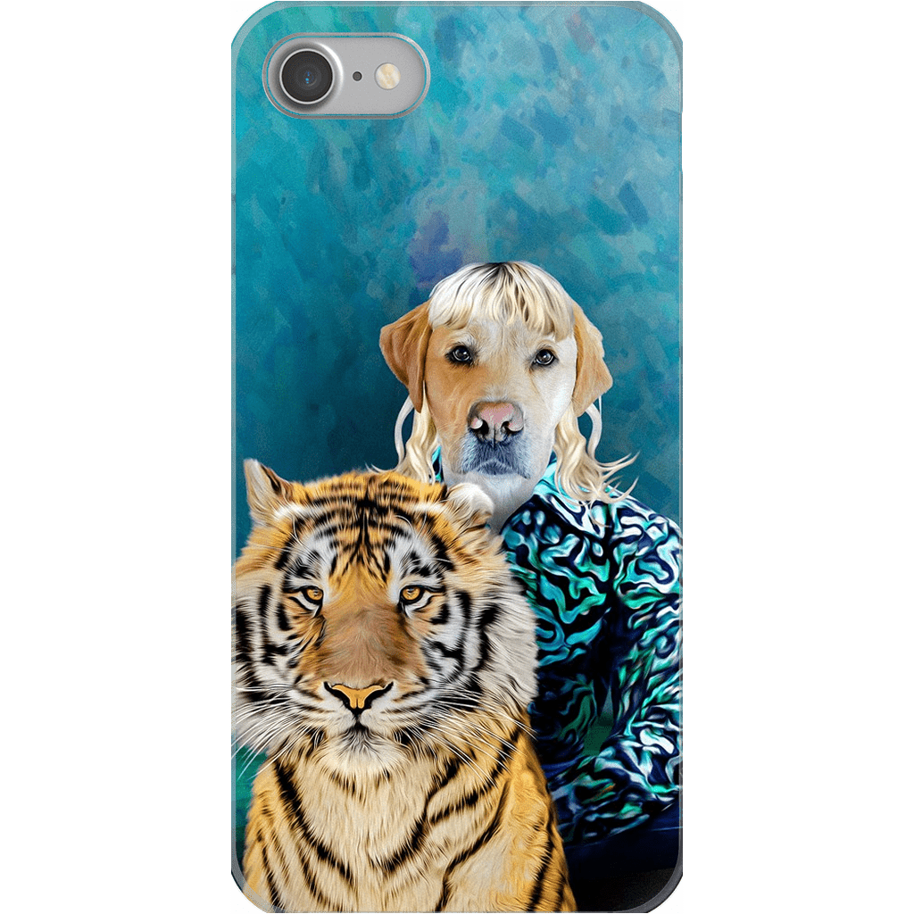 'Woofer King' Personalized Phone Case