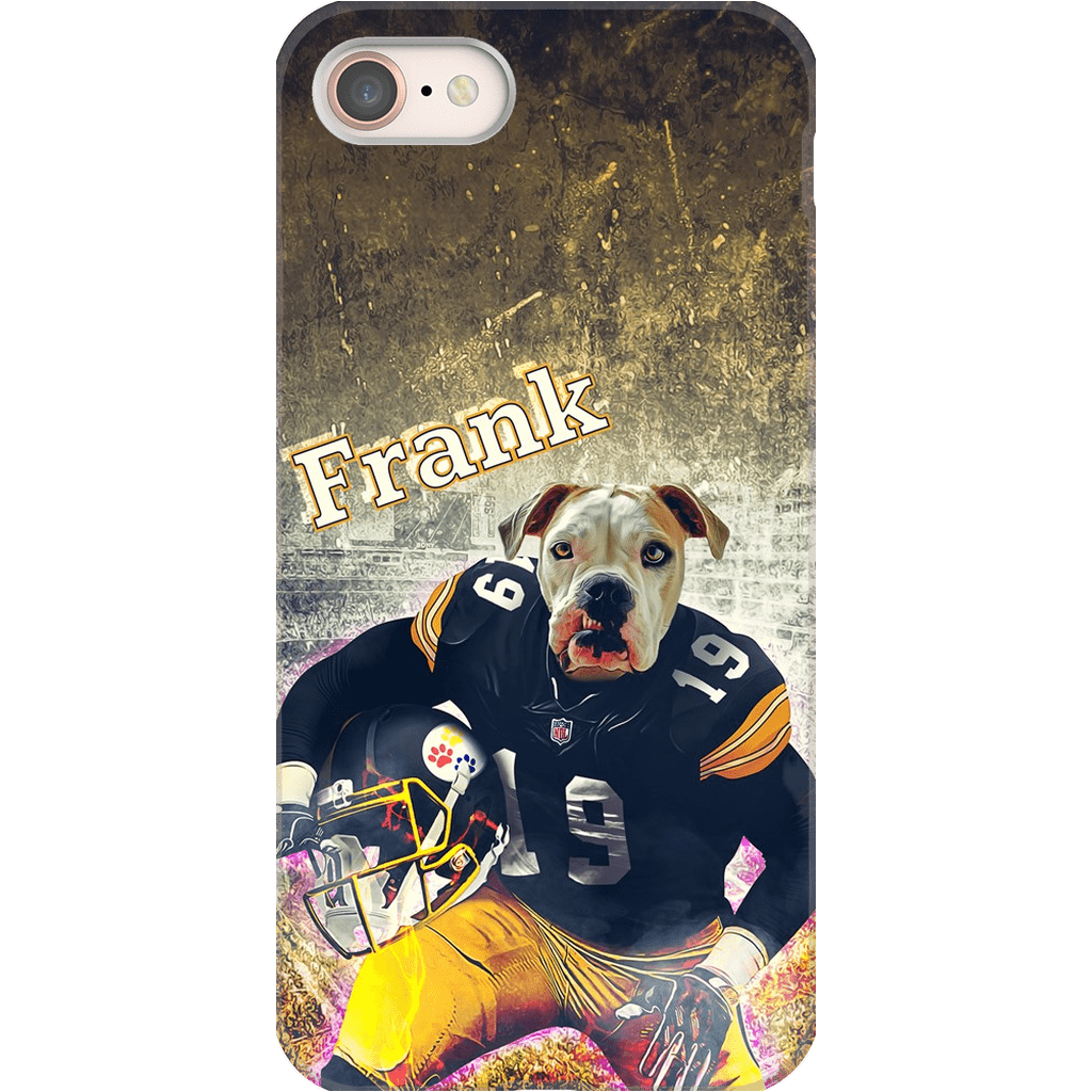 'Pittsburgh Doggos' Personalized Dog Phone Case